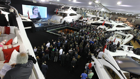 London Boat Show - TST Cars Events