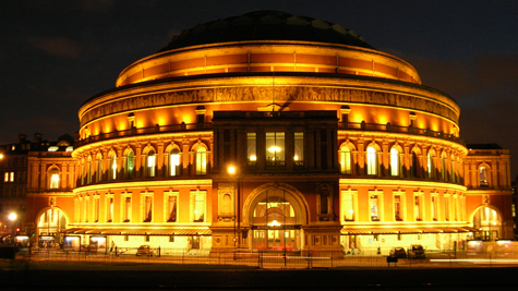 Royal Albert Hall - TST Cars Events
