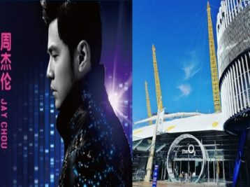 Jay Chou The Invincible 2 World Tour